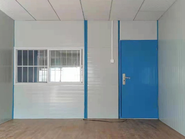 k型彩钢活动房价格